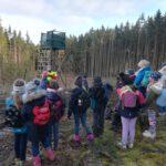 Waldausflug der Klassen 3a und 3b